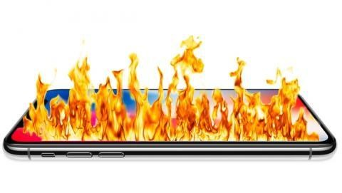 ¿El efecto burn-in está afectando tu iPhone?