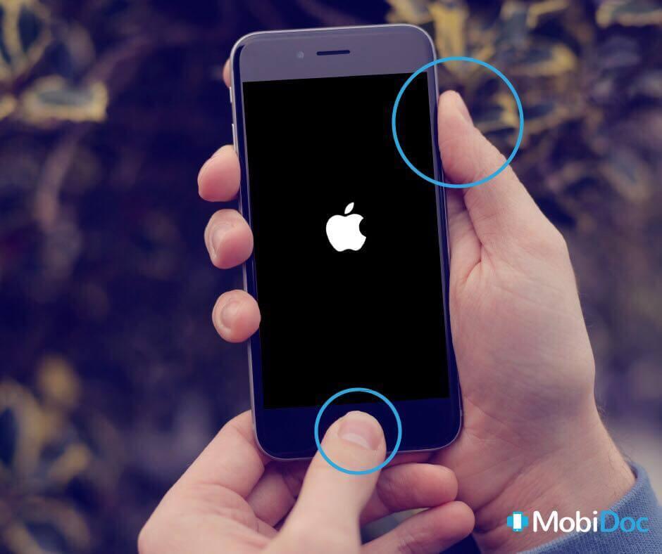 ¿Se te «colgo» el iPhone?