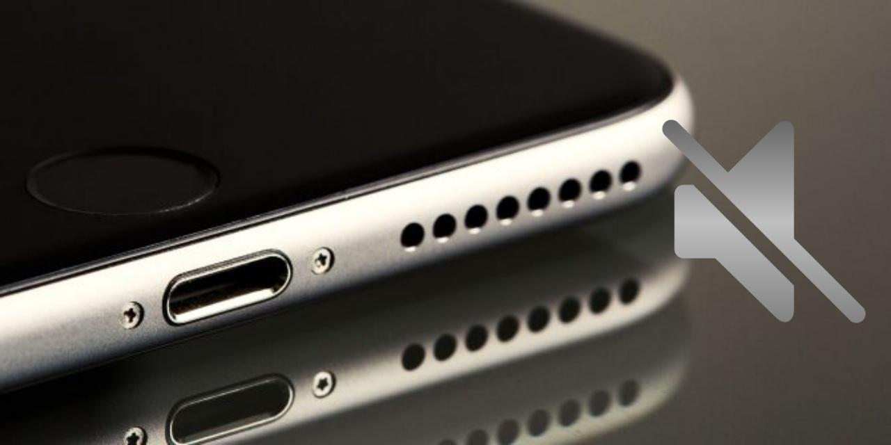 El Altavoz Del IPhone Dejó De Funcionar: Formas De Solucionarlo