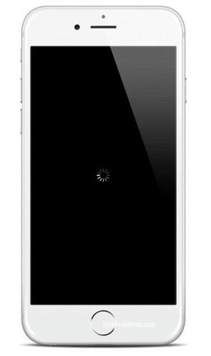 ¿Tiene arreglo la pantalla en negro del iPhone?